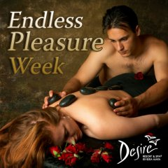 Endless Pleasure Week at Desire Resort and Spa Riviera Maya