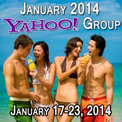 January 2014 Yahoo! Group to Desire Riviera Maya