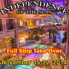 Independence of The Seas Caribbean Cruise at Desire Resort and Spa Riviera Maya