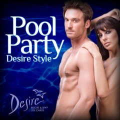 Pool Party Desire Style at Desire Pearl Resort and Spa