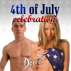 4th of July Party at Desire Pearl Resort and Spa
