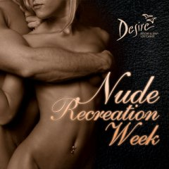 Nude Recreation Week at Desire Pearl Resort and Spa