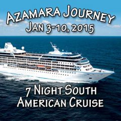 South American Cruise at Desire Resort and Spa Riviera Maya