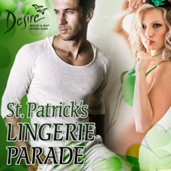 St Patrick's Lingerie Parade at Desire Resort and Spa Riviera Maya