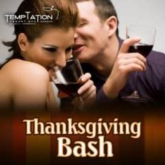 Thanksgiving Bash at Desire Resort and Spa Riviera Maya