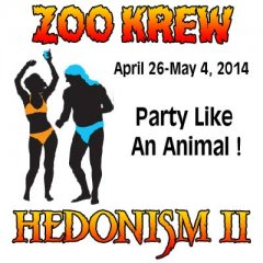 Zoo Krew - Party Like An Animal at Desire Resort and Spa Riviera Maya