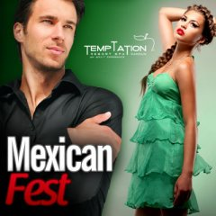 Mexican Fest 2014 at Desire Resort and Spa Riviera Maya