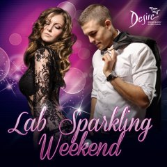 Lab Sparkeing Weekend at Desire Resort and Spa Riviera Maya