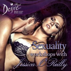 Dr. Jess Workshop at Desire Resort and Spa Riviera Maya