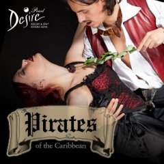Pirates of the Caribbean with a Sexy Twist at Desire Resort and Spa Riviera Maya