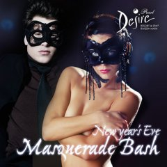 New Year's Eve Masquerade Bash