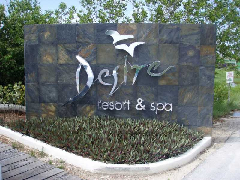 Welcome to Desire Resort & Spa