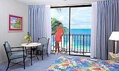 Oceanfront Deluxe Rooms - Breezes Bahamas